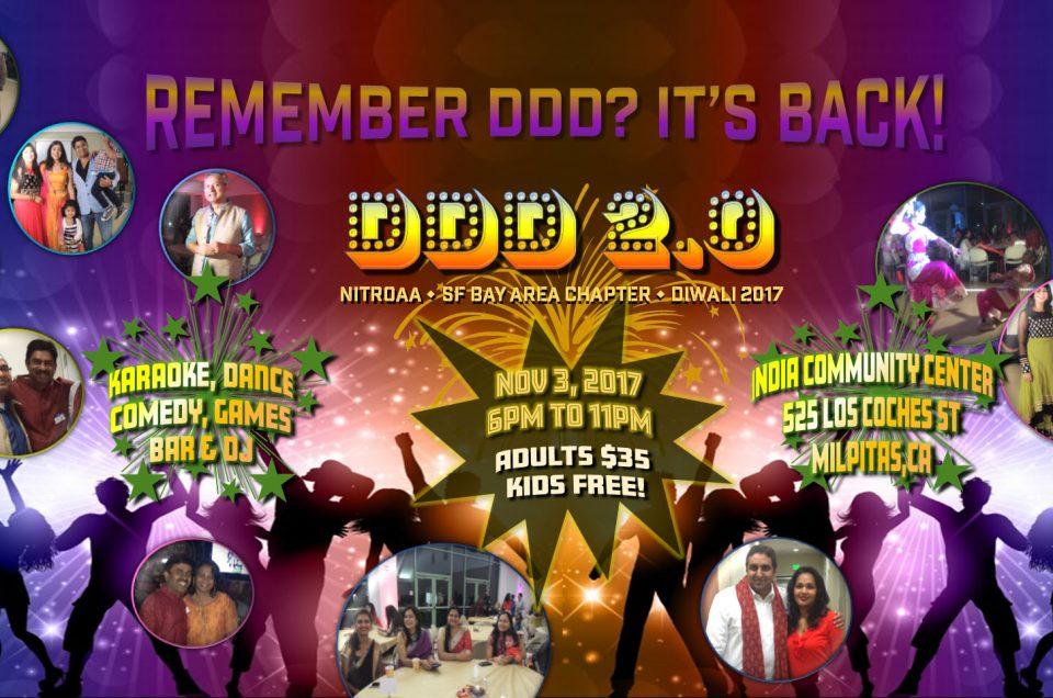 DDD2 - DIWALI 2017
