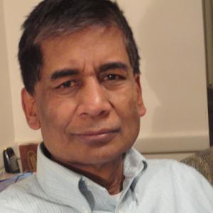 Dr. Birendra Jena President 1973 Metallurgy